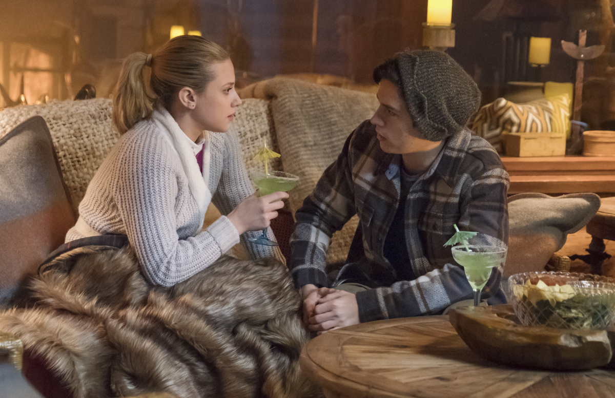Riverdale Season 2 Episode 14 Betty Jughead