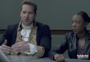 Ryan Hansen Solves Crimes On Television Trailer Video Kristen Bell