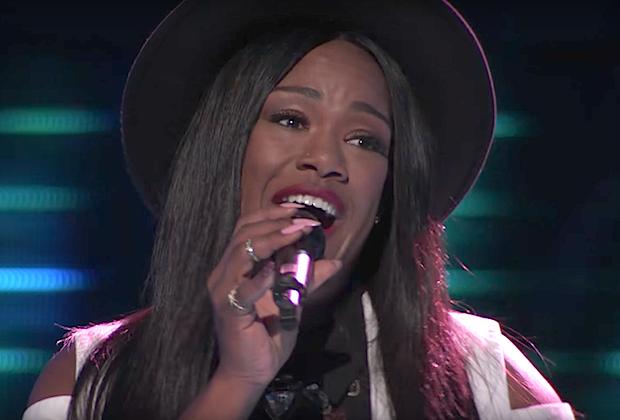 the voice recap keisha renee blind auditions