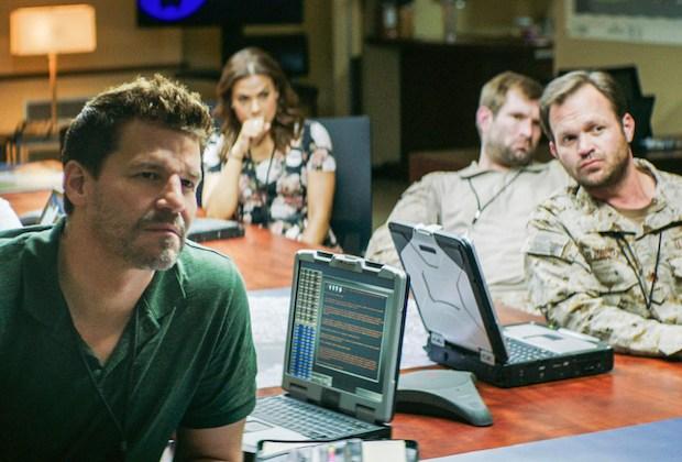 SEAL Team Premiere Recap David Boreanaz CBS