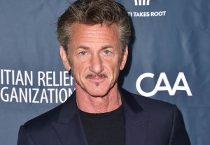 Sean Penn The First on Hulu