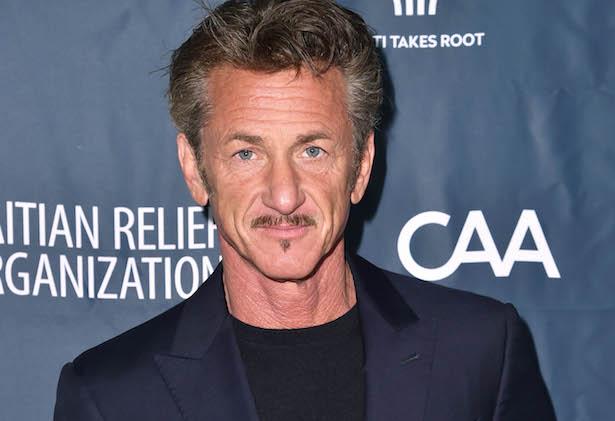 Sean Penn The First on Hulu