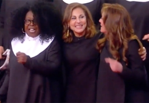 Sister Act Reunion On The View