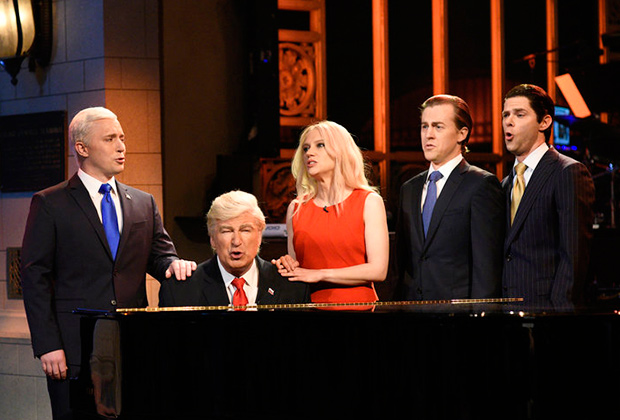 SNL Airing Live Nationally