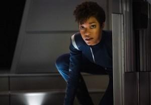 Star Trek Discovery Burnham Sonequa Martin-Green