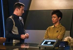 Star Trek Discovery Spoilers