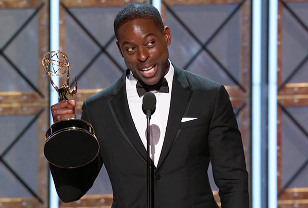 Sterling K. Brown Wins Emmy