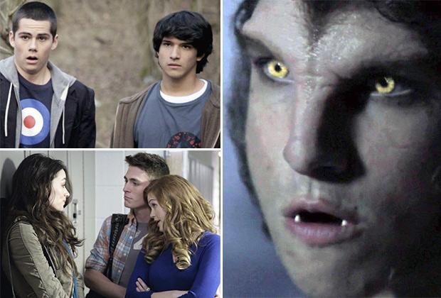 Teen Wolf Pilot Moments