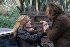 Kyra Sedgwick Ten Days In the Valley Interview ABC