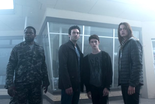 The Mist Cancelled Spike