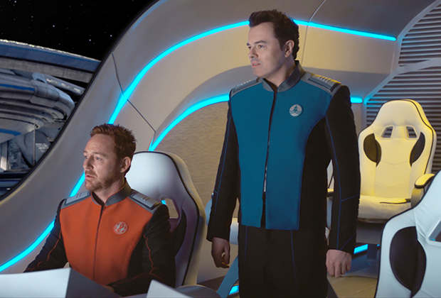 The Orville Ratings