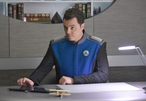 The Orville Series Premiere Seth MacFarlane Fox