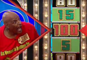 The Price Is Right Five Dollar Spins Video