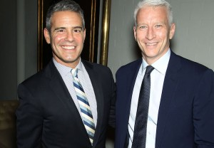 Anderson Cooper Andy Cohen New Year's Eve