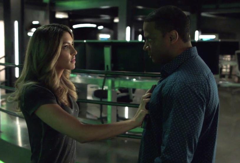 Arrow Dinah Diggle Romance