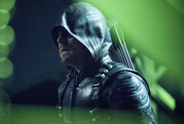 Arrow Recap Felicity Alive