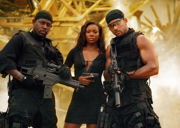 Bad Boys TV Spinoff Series Gabrielle Union