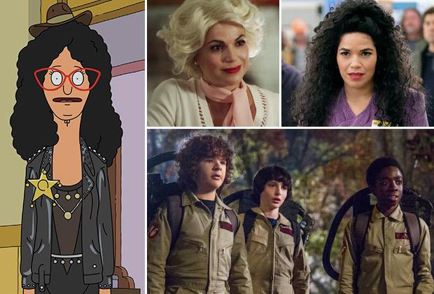 Best TV Halloween Costumes 2017