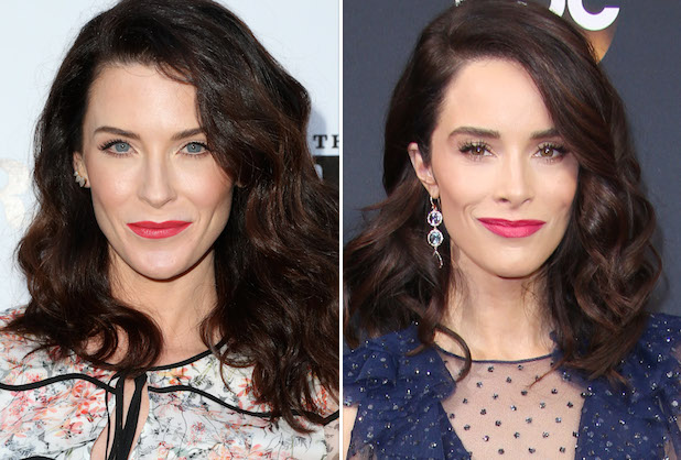 Bridget Regan Abigail Spencer