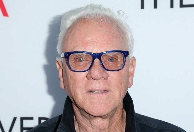 Chicago Med Malcolm McDowell