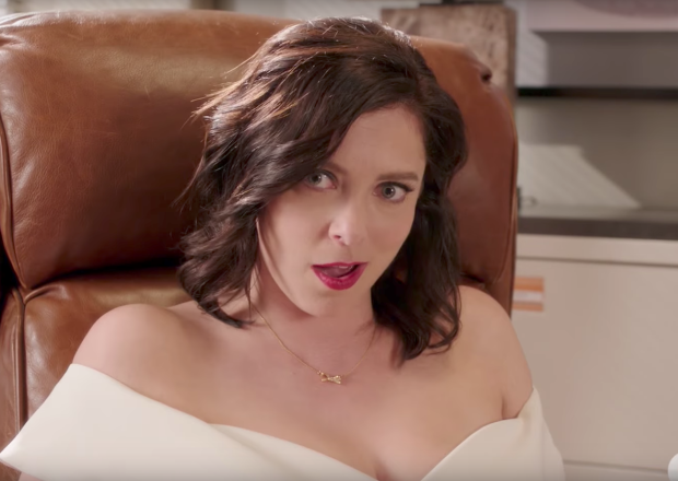 Crazy Ex-Girlfriend Season 3 Premiere Rebecca