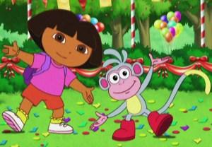 Dora The Explorer Movie