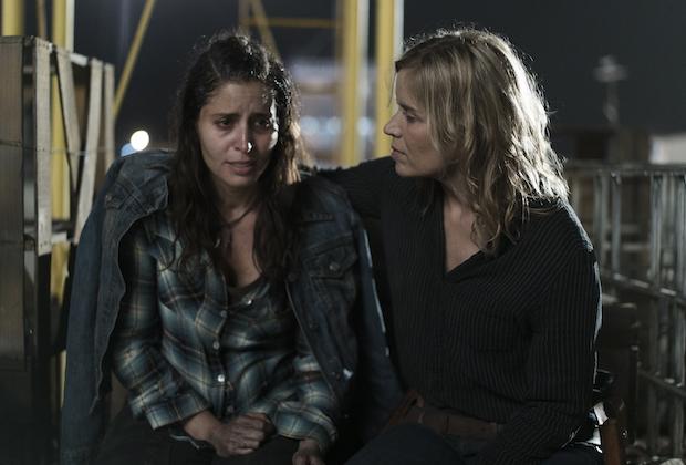 fear the walking dead recap season 3 episode 14 ofelia dies