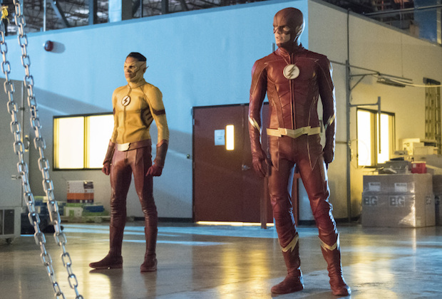 Flash Season 4 Spoilers