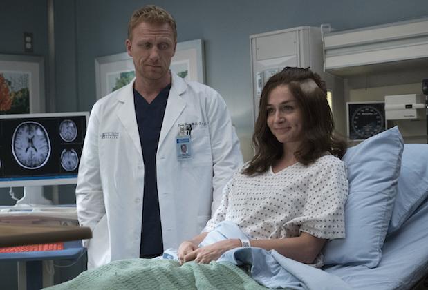 Grey S Anatomy Season 14 Episode 4 Recap Post Mortem Interview Tvline