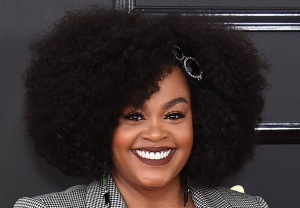 Jill Scott Black Lightning