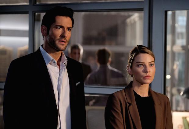 Lucifer Recap Season 3 Premiere