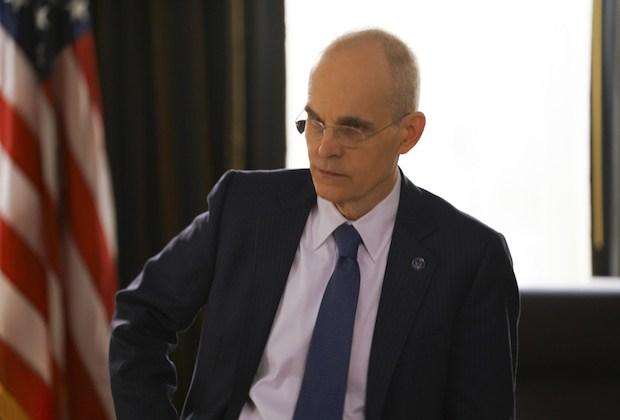 Madam Secretary Season 4 EPisode 3 Zeljko Ivanek Interview