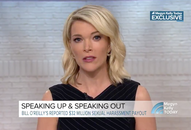 Megyn Kelly Bill OReilly Harassment Fox News Video
