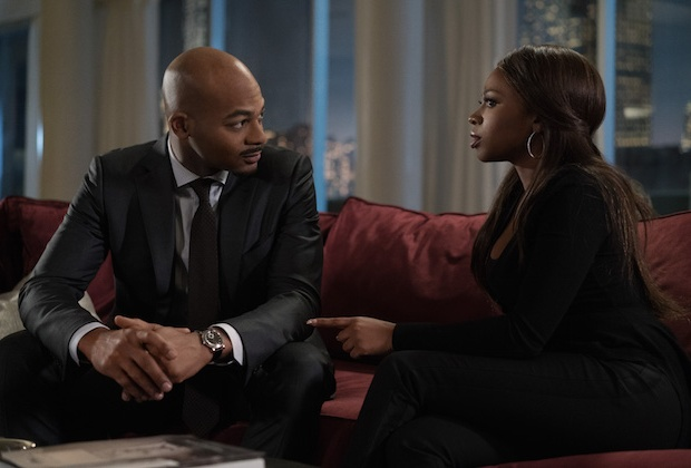 Power Brandon Victor Dixon Series Regular Season 5