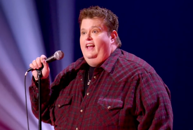 Ralphie May Dead Last Comic Standing