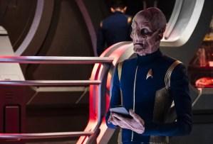 Star Trek Discovery Episode 4 Saru