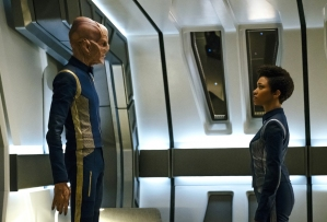 Star Trek Discovery Episode 5 Saru Burnham