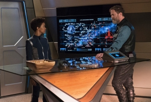 Star Trek Discovery Episode 7 Burnham Harry Mudd