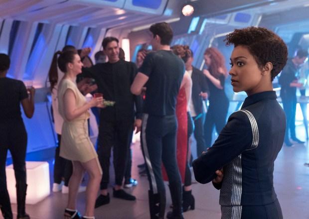 Star Trek Discovery Episode 7 Burnham