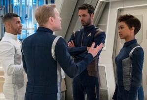 Star Trek Discovery Episode 7 Stamets Ash Tyler Burnham