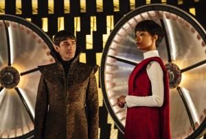 Star Trek Discovery Sarek Burnham