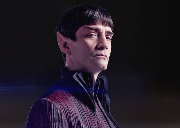 Star Trek Discovery Sarek James Frain
