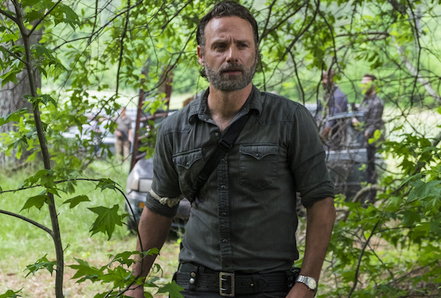 the walking dead season 8 spoilers premiere preview pictures