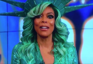 Wendy Williams Faints Passes Out Halloween 2017