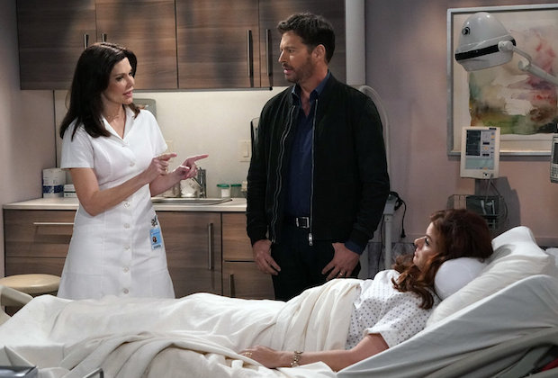 Will & Grace Video Harry Connick Jr. Leo