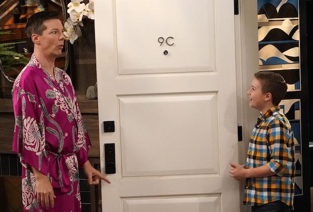 will grace season 9 episode 4 recap jack son grandson