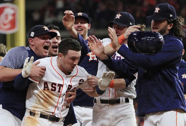 World Series Ratings 2017