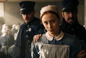 Alias Grace Review Netflix Sarah Gadon