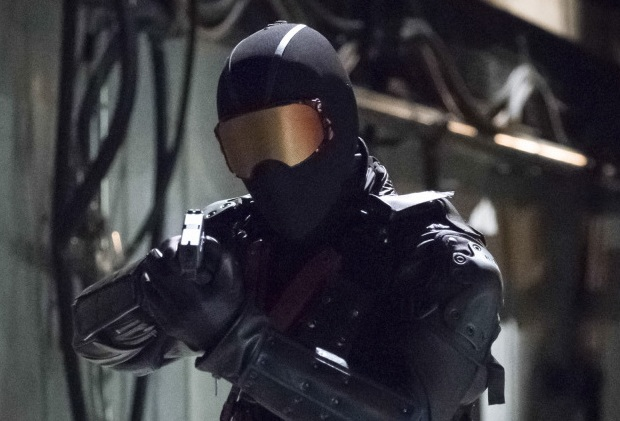 Arrow Vigilante Revealed Dinah Ex
