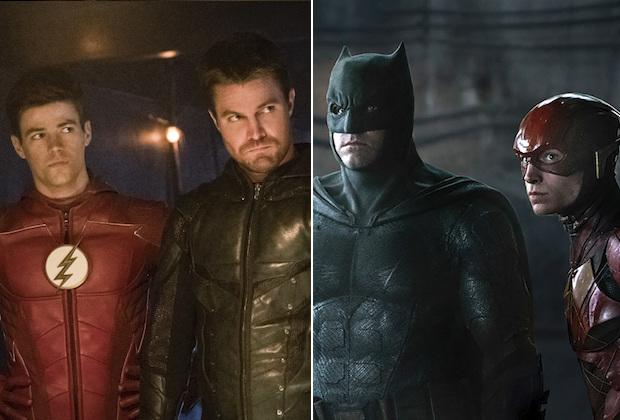 Arrowverse Crossover Justice League
